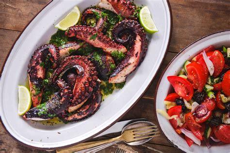 greek style octopus recipe xtapodi my greek dish