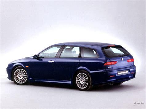 Alfa Romeo 156 Sw Alfa Romeo 156 Sw Teglich Bg