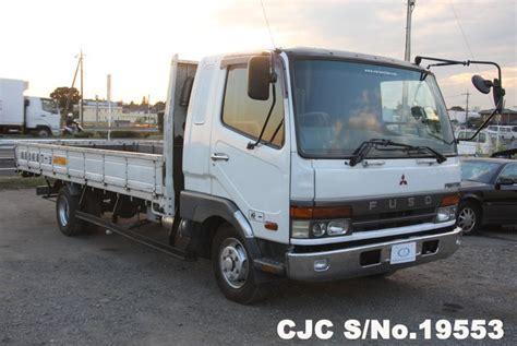 mitsubishi truck 1998 1998 mitsubishi fuso fighter truck for sale stock no