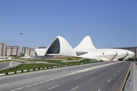 Home Interior Party by Zaha Hadid Heydar Aliyev