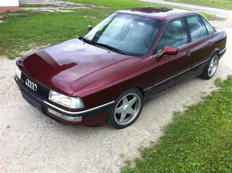 Audi 80 5 Zylinder by Lspeed Racing Quertraverse Audi 5 Zylinder B3 B4 Coupe