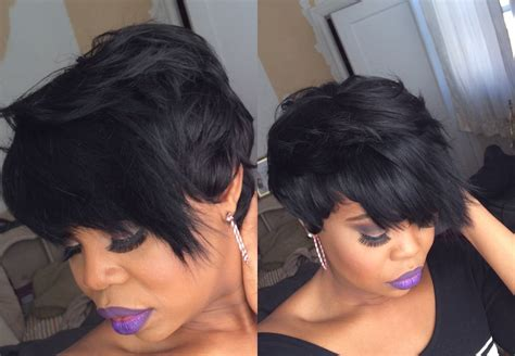 how do you do a quick weave sew on tinning edges short hairstyles how to do a short quick weave hairstyles