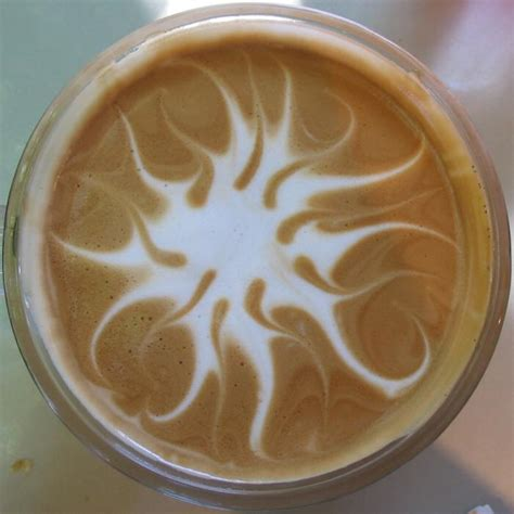 how to make designs on coffee latte art damn cool pictures
