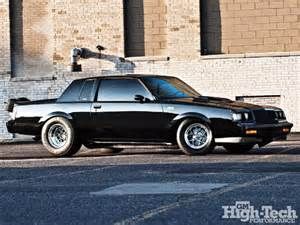 Buick Grand National 87 1987 Buick Grand National