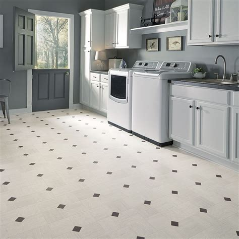 kitchen and floor decor luxury vinyl tile sheet floor deco layout design