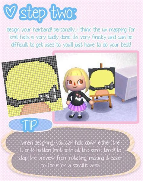 acnl hair band 17 best images about animal crossing new leaf