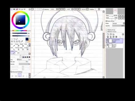 paint tool sai lineart tutorial mouse lineart tutorial paint tool sai