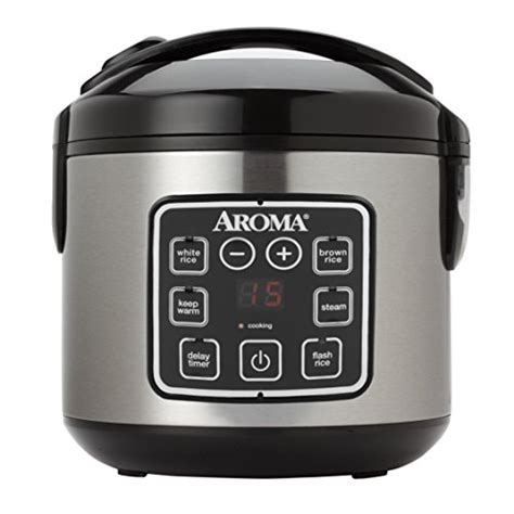 Rice Cooker Food Grade aroma arc 914sbd digital rice cooker and food steamer
