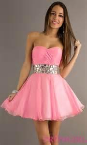 Strapless short prom dress alyce short strapless dress promgirl