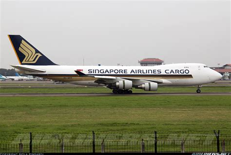 boeing 747 412f scd singapore airlines cargo aviation photo 2776355 airliners net