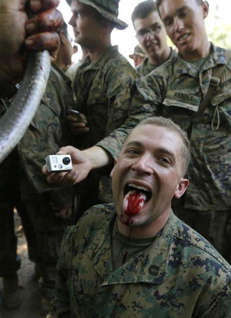 Wovenwrap Arum Manis Size 2 cobra ucciso a morsi esercitazione choc dei marines