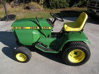 1980 John Deere 210 Tractorshed Com