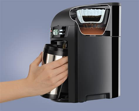 Dispenser Coffee Maker hamilton 6 cup coffee maker programmable brewstation dispensing coffee