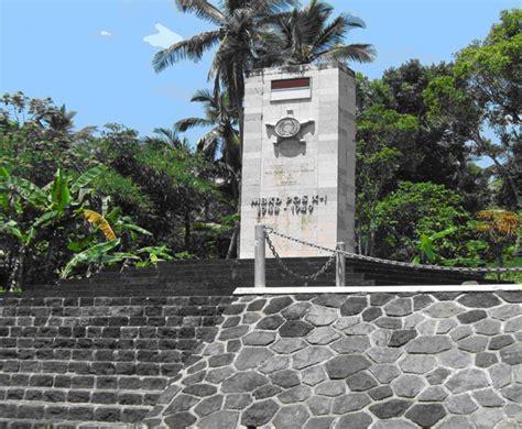 monumen pahlawan di klaten drs lugtyastyono bn m pd