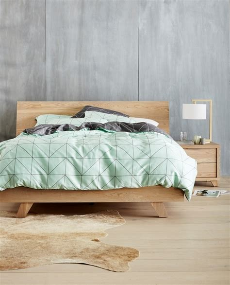 scandinavian bed scandinavian bed frame goenoeng
