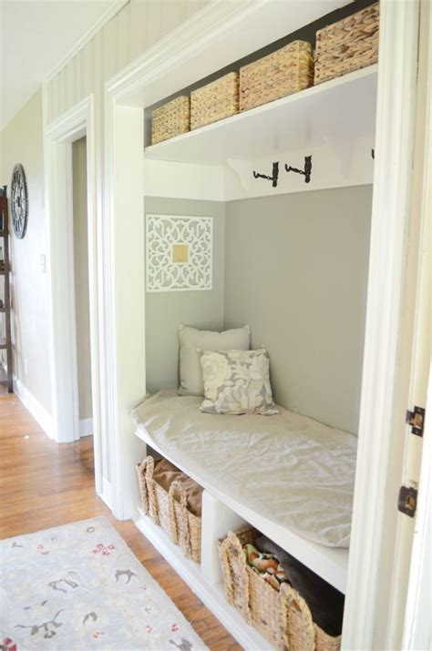 entry closet ideas 1000 images about closet to mudroom on pinterest shoe