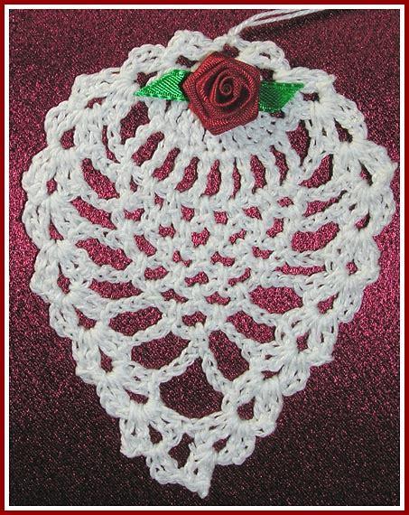 crocheted christmas tree ornaments patterns crochet club