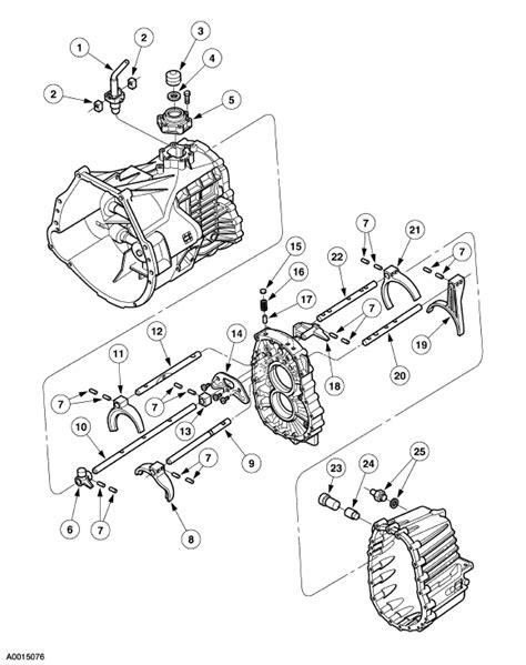 2000 F Super Duty Excursion Motorhome Chassis Workshop Manual