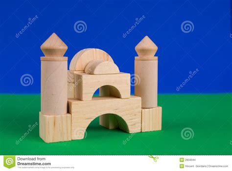 castle styrofoam block home castle of wood blocks stock photo image of block houses