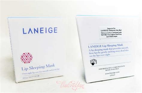 Laneige Counter everything about how do i keep my lip moisturise everyday laneige lip sleeping mask review