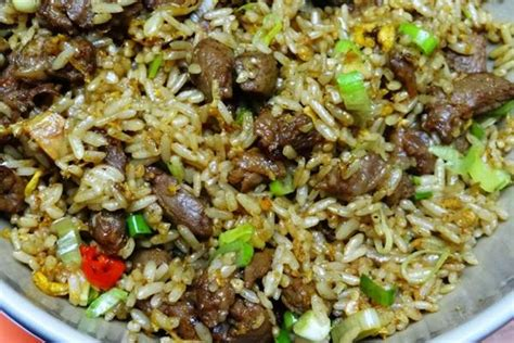 membuat nasi goreng rumahan cara membuat nasi goreng kambing