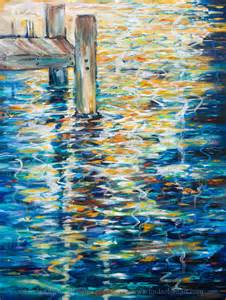 acrylic painting reflections 301 moved permanently