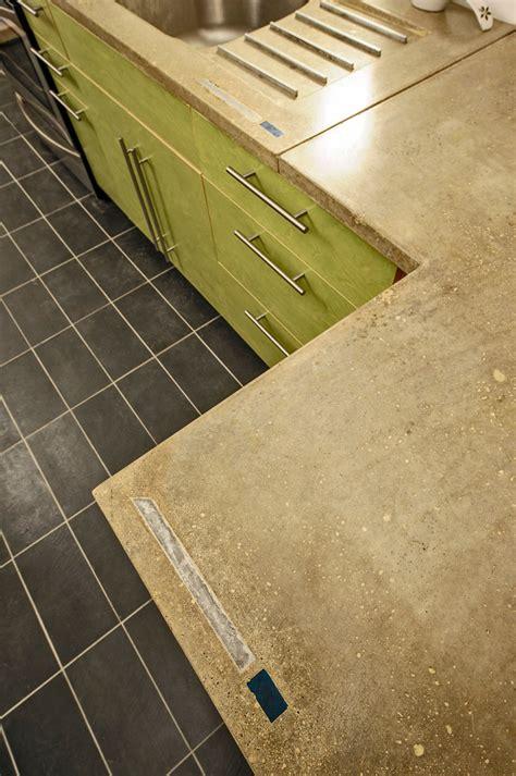 Precast Concrete Countertops by