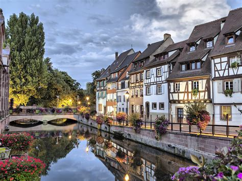 most beautiful town in france colmar in alsace the most beautiful places in france photos cond 233 nast