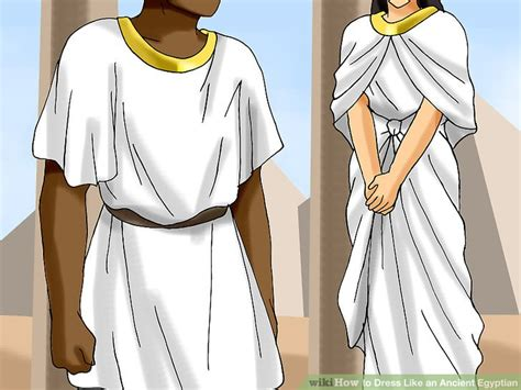 egyptian men in bed how to dress like an ancient egyptian 13 steps with