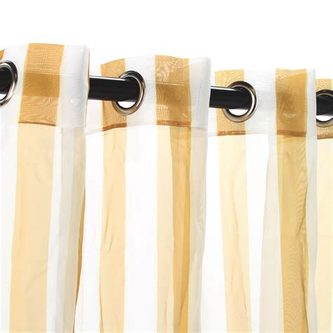 gold stripe curtains gold and white striped curtains white and gold white and