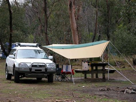 outback awnings aussie cing weekend warning photo heavy subaru