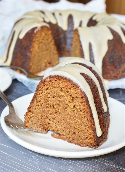 brown butter glazed bundt cake recipe wonkywonderful