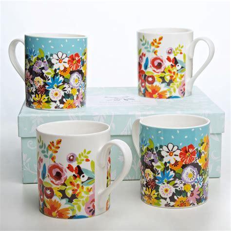 Nakami Mug Set 02 flower patch grandiflora mug set collier cbell