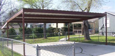 large stand  carport san antonio carport patio covers awnings san antonio  prices