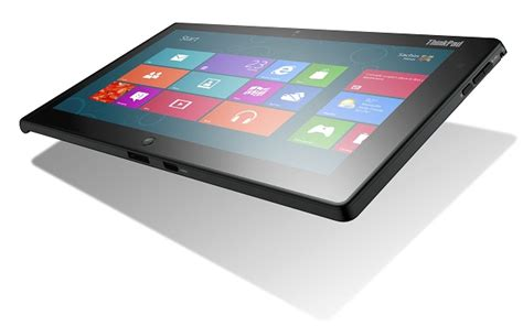 Lenovo 8 Pro Lenovo Announce Their Thinkpad Tablet 2 Running Windows 8 Pro