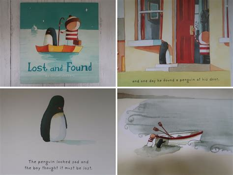 Reading Lost by Pondering Playtime Lost And Found Icy Tuff Spot