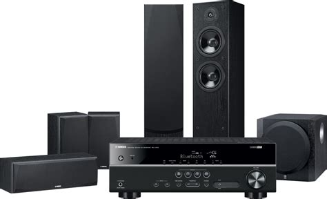 yamaha yht 6920aub 5 1ch home theatre system appliances