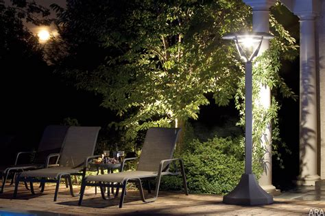 Landscape Up Lighting How To Light Up Your Nights