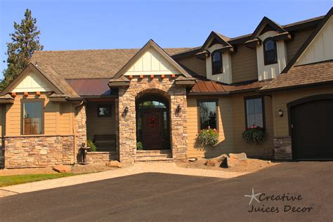 brown exterior house paint schemes creative juices decor painting the exterior of the house