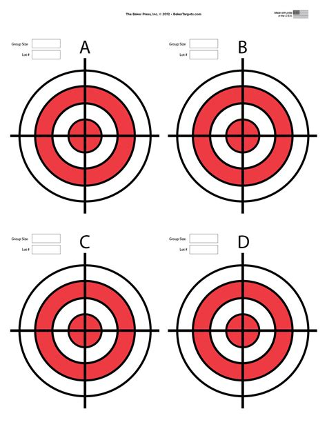 a3 printable shooting targets targets shooting targets paper shooting targets custom