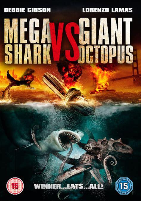 film giant octopus mega shark vs giant octopus 2009 posters traileraddict