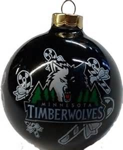 minnesota timberwolves christmas ornament christmas