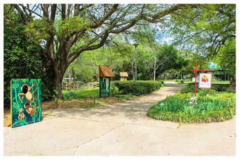 Louisiana Purchase Gardens And Zoo by Louisiana Purchase Gardens Zoo La