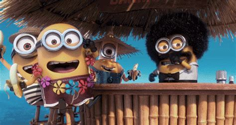 minions isaac love boat there is a minion acting like isaac your bartender in