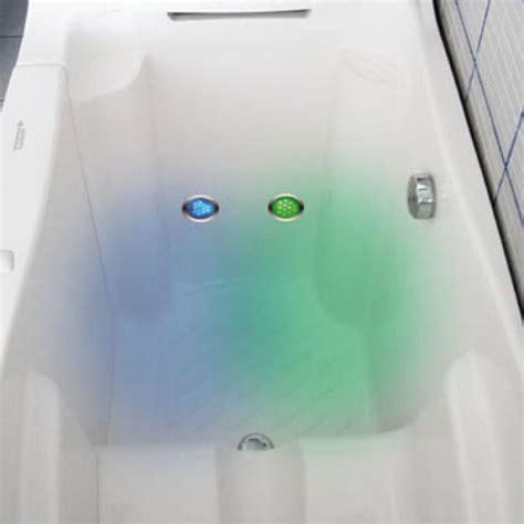 vasche da bagno con porta prezzi prezzo cromoterapia in vasche con porta
