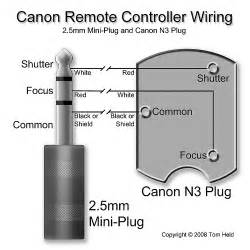 canon remote controller wiring 2 5mm mini and n3 plu flickr