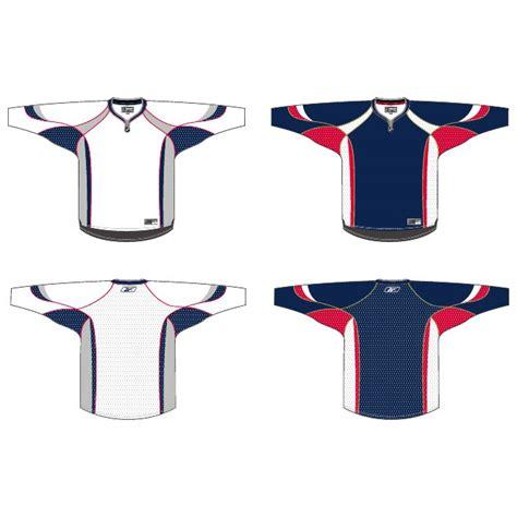 jersey design free vector hockey jersey template clipart best