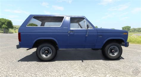 ford bronco 1980 ford bronco 1980 for beamng drive