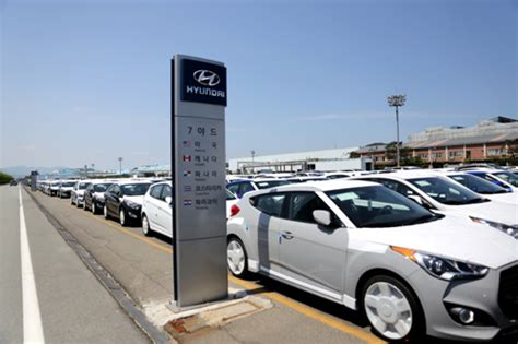 south motors hyundai hyundai motors ulsan plant 현대자동차 울산공장 official korea