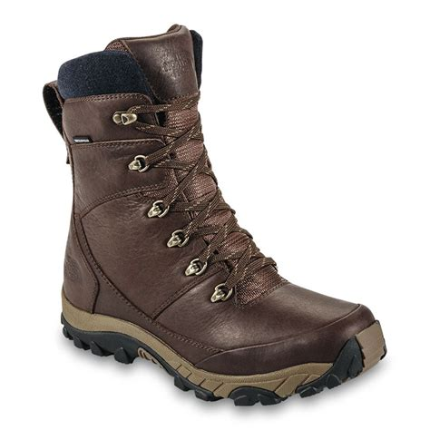 mens insulated boots the mens chilkat leather insulated boots